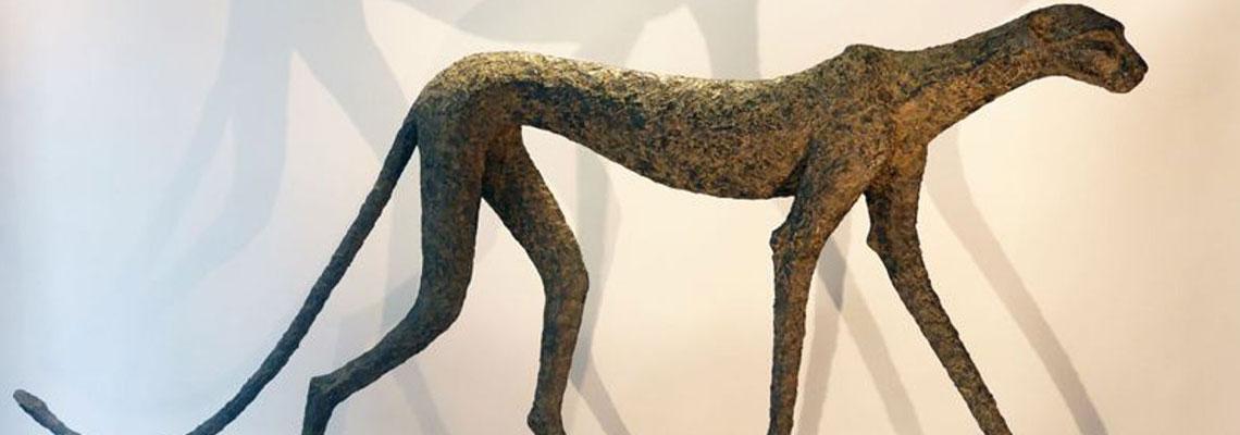 scultptures d'animaux en bronze